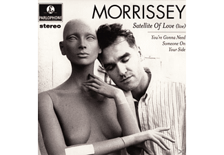 Morrissey - Satellite Of Love - (Vinyl)