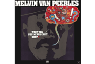 Melvin Van Peebles - What The....You Mean I Can't Sing?! [CD]