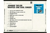 Johnnie Taylor - Wanted:One Soul Singer [CD]
