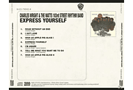 Charles&the Watts 103rd Wright - Express Yourself Street Rhythm Band [CD]