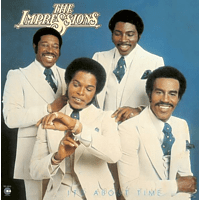 The Impressions - It's About Time [CD]