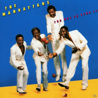 The Manhattans - Too Hot To Stop It [CD]