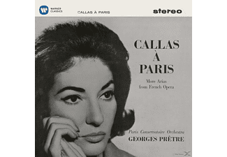 Maria Callas - Callas A Paris Ii (Remastered 2014) - (CD)