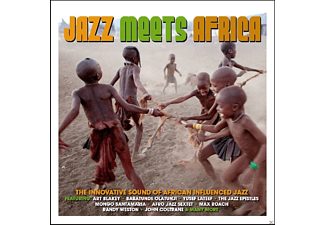 VARIOUS - Jazz Meets Africa - (CD)