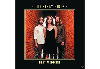 The Stray Birds - Best Medicine - (LP + Bonus-CD)