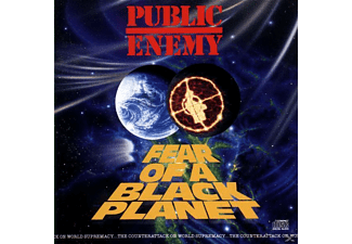 Public Enemy - Fear Of A Black Planet CD