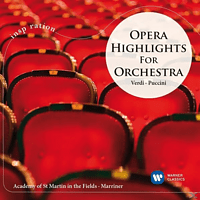 NEVILLE/ACADEMY OF ST.MARTIN IN THE FIELD Marriner - Opera Highlights For Orchestra [CD]