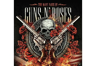 VARIOUS - Many Faces Of Guns N'Roses - (CD)