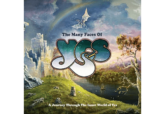 VARIOUS - Many Faces Of Yes - (CD)