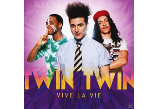 Twin Twin - Vive La Vie (Version Eurovision) [CD]