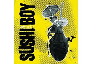 Sushi Boy - Sushi Boy EP (+Download) - (Vinyl)