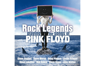 VARIOUS - ROCK LEGENDS PLAYING THE SONGS OF P - (Vinyl)