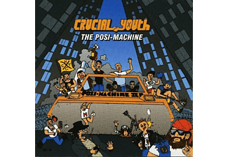 Crucial Youth - Posi-Machine - (CD)