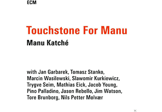 Manu Katché - Touchstone For Manu - (CD)