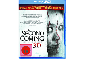 The Second Coming - (3D Blu-ray)