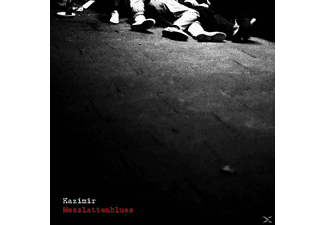 Kazimir - Messlattenblues (+Download) - (Vinyl)