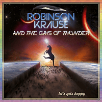Robinson Krause & The Gays Of Thunder - Let's Gets Happy (+Hörbuch) [Vinyl]