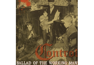 The Control - Ballad of the working man - (Vinyl)