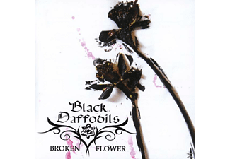 Black Daffodils - Broken Flower - (CD)