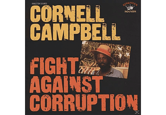 Cornell Campbell - Fight Against Corruption - (CD)
