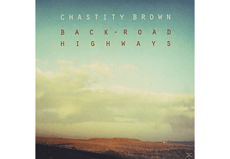 Chastity Brown - Back-Road Highways - (CD)