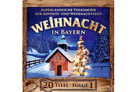 VARIOUS - Weihnacht In Bayern Folge 1 [CD]