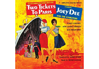 Joey & Starliters Dee, SOUNDTRACK/O.S.T. - 2 Tickets To Paris - (CD)