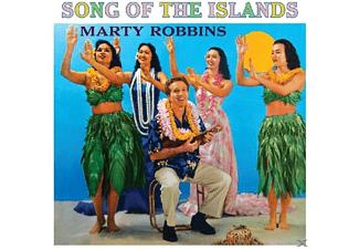Marty Robbins - Song Of The Islands - (CD)