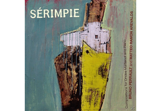 Perrault,Bruno/Arevalos,Matteo Ramon - Serempie-Works For Ondes Martenot And Piano - (CD)