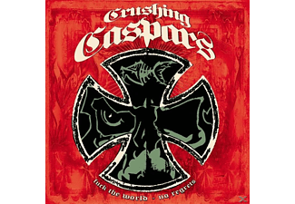 The Crushing Caspars - F.T.W.And No Regrets Ep - (CD)