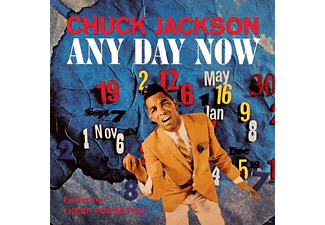 Chuck Jackson - Any Day Now - (CD)