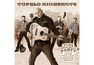 Tupelo Highshots - Pure Rockabilly Party - (CD)