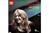 Martha & Friends Argerich, Martha & Various Argerich - Live From Lugano 2010 [CD]
