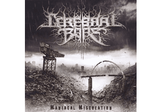 Cerebral Bore - Maniacal Miscreation [CD]