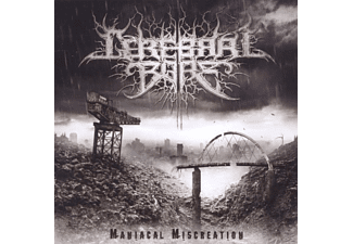 Cerebral Bore - Maniacal Miscreation - (CD)