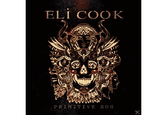 Eli Cook - Primitive Son - (CD)