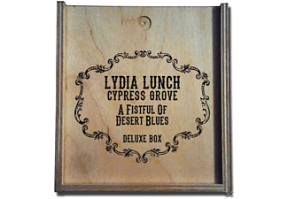 Lydia/cypress Grove Lunch - A Fistful Of Desert Blues (Lim.Ed.Box) - (CD)