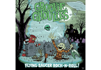 Groovie Ghoulies - Flying Saucer Rock'n Roll - (Vinyl)