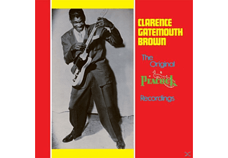 Clarence Gatemouth Brown - The Original Peacock Recordings - (Vinyl)