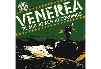 Venerea - Black Beach Recordings - (Vinyl)