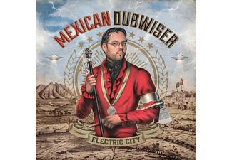 Mexican Dubwiser - Electric City - (CD)