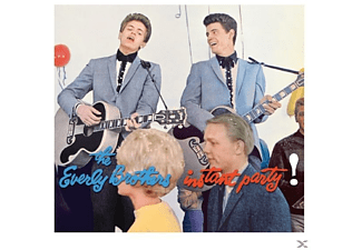 The Everly Brothers - Instant Party - (CD)