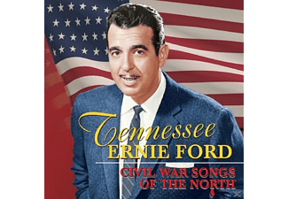 Tennessee Ernie Ford - Civil War Songs - (CD)