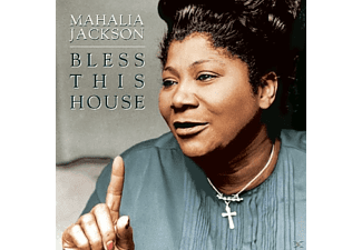 Mahalia Jackson - Bless This House - (CD)