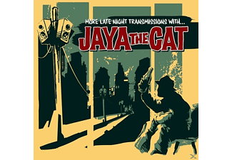 Jaya The Cat - More Late Night Transmissions With...(Black Vinyl) - (Vinyl)