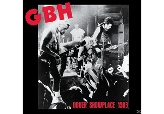 Gbh - Dover Showplace 1983 - (CD)