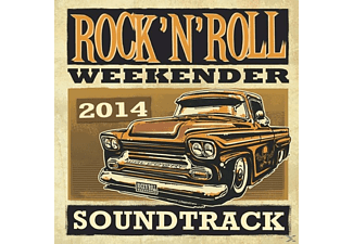 VARIOUS - Walldorf Rock'n'roll Weekender 2014 - (CD)