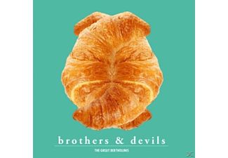 The Great Bertholinis - Brothers & Devils - (Vinyl)
