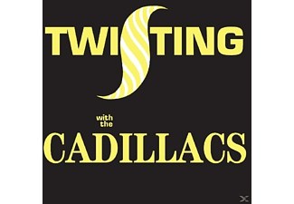 The Cadillacs - Twisting With The Cadillac - (CD)