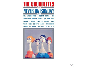 The Chordettes - Never On Sunday - (CD)
